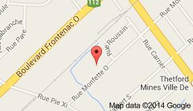 RÉCUPÉRATION FRONTENAC - 17 Monfette Ouest Thetford Mines (Qc) G6G 7Y3